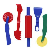 Dough Tools by Chenille Kraft® - Buy Dough Tools by Chenille Kraft® - Purchase Dough Tools by Chenille Kraft® (Chenille Kraft, Toys & Games,Categories,Learning & Education)