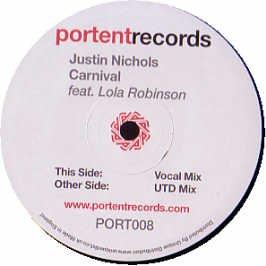 Justin Nichols Feat. Lola Robinson / Carnival