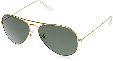 Ray-Ban Aviator Sunglasses (Gold) (RB3025|L020558)
