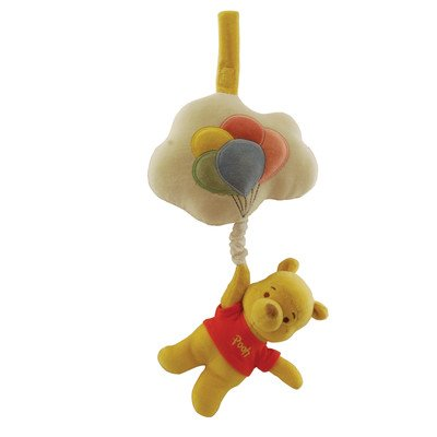 Miyim My Natural Disney Baby Winnie The Pooh Musical Pull front-695199