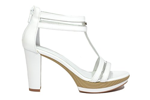 Nero Giardini Sandali scarpe donna bianco 5512 P615512D 37