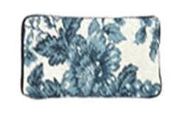 123 Creations C532EG-3.5x7 in. A-Toil-Blue Needlepoint Eyeglasses Case