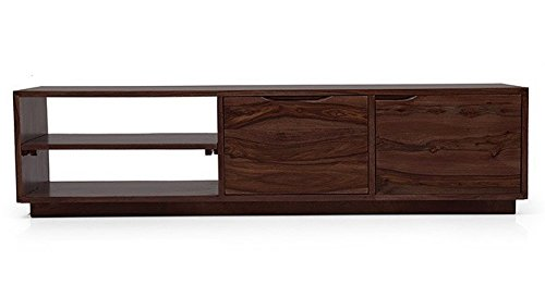 Urban Ladder Zephyr Solid Wood TV Unit (Mahogany)