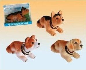 Stile tradizionale annuendo cane per auto o casa decorazione - 3 stili