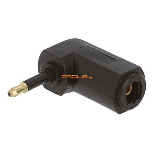 теперь рассмотрим адаптер для оптического кабеля при
