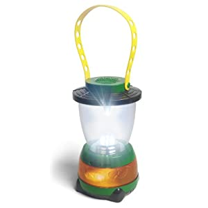 Backyard Safari Camp Lantern