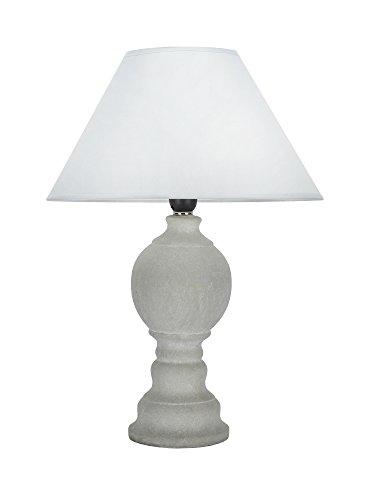 Tischleuchte-mit-Lampenschirm-36cm-E14-40W