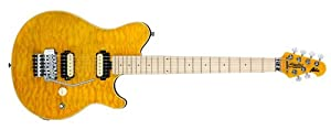 Sterling by MUSICMAN AX40 Transperent Gold