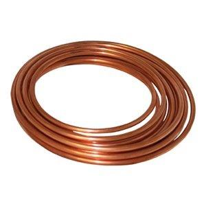 Homewerks Worldwide Cl04060 Type L Soft Copper Tubing, 1/2-Inch Id X 60-Ft. Copper Tubing, Type K And Type L