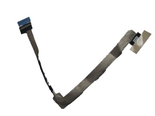 """Lotfancy New Lcd Screen Video Flex Cable For Laptop Notebook Dell Inspiron 1545 Series; Compatible Part Numbers 0R267J, R267J, 50.4Aq08.101, 50.4Aq08.001 ... (For Use With 15.6"""" Lcd Led Display Screen Without Webcam)"""