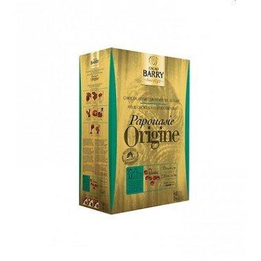 Chocolat de couverture au lait origine PAPOUASIE 35,8 % cacao .Pistoles 1kg