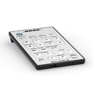 Wave® Music System Iii Remote - Platinum White