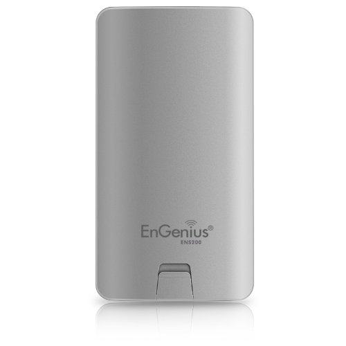 Comparamus engenius ens200 point d 39 acc s wi fi blanc for Borne wifi exterieur
