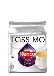 Tassimo Home Use Pods Kenco Coffee Creamer