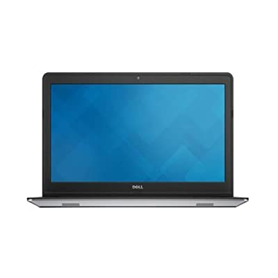 Refurbished Dell Inspiron 5547 15.6-inch Laptop (Core i5-4210U/4GB/500GB/Windows 8.1/2GB Graphics), Silver