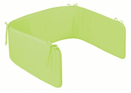 Julius Zöllner 8260040627 - Comfort, Paracolpi per lettino 200 cm, colore: Verde