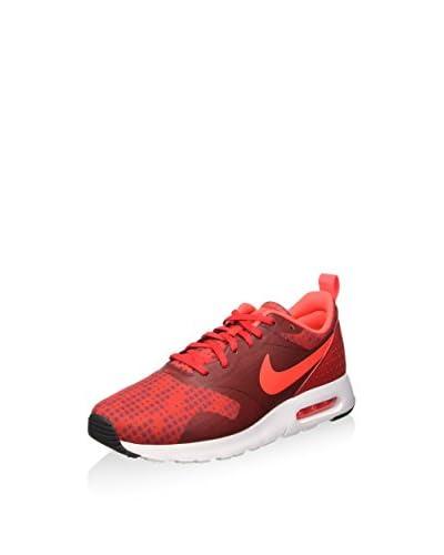 Nike Sneaker Air Max Tavas Print [Rosso/Bordeaux]