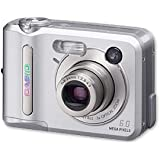 Casio QVR62 6MP Digital Camera with 3x Optical Zoom
