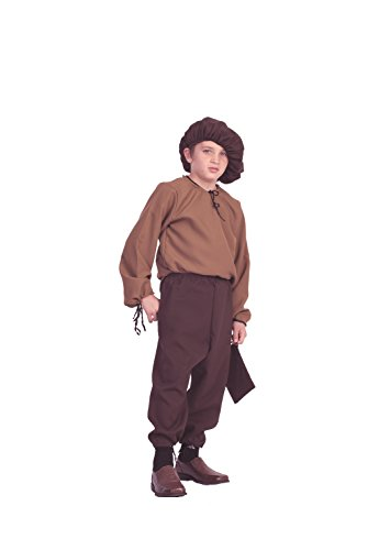 Renaissance Peasant Costume Child Large(12-14)
