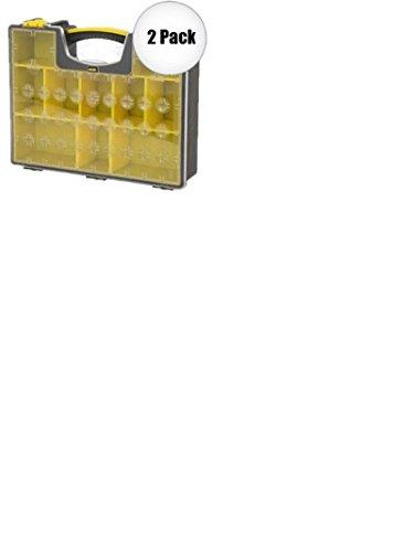 Подробнее о Stanley 014710R 2 Pk 10 Compartment Organizer stanley 2 85 584
