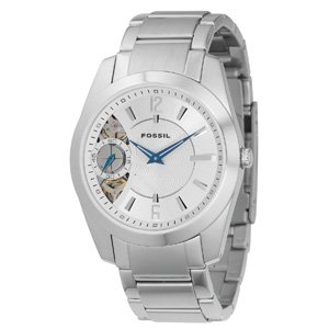 Fossil Gents Twist Stainless Steel Watch - Me1000