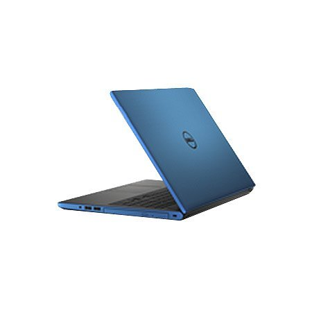 Newest Dell Inspiron 15 5558 15.6 inch LED Backlit Display, 5th Gen Core i3-5005U Processor, 4GB Memory, 500GB Hard Drive, Windows 8.1, Blue (Certified Refurbished)