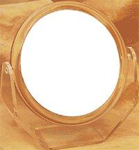 Buy Brandon 5x Glass Mirror, 6 1/4″ Round #514