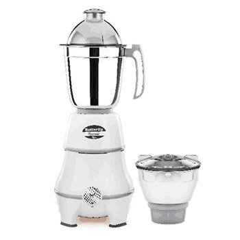 Butterfly Emerald 2-Jar Mixer Grinder, 110-volt (India Mixer compare prices)