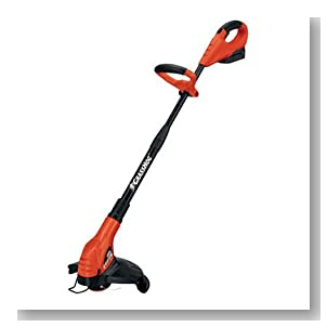 Factory Reconditioned Black & Decker NST2018R 18-Volt Cordless Electric 12-Inch Grass Hog String Trimmer/Edger