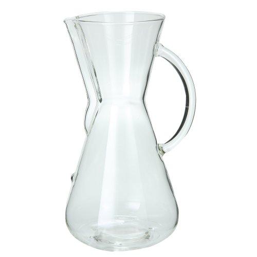 Chemex ケメックス ガラスハンドル・コーヒーメーカー 3カップ用 CM-1GH 並行輸入品