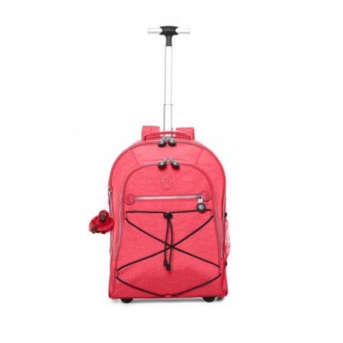 B00JTRVCCA Kipling Sausalito Backpack, Vibrant Pink, One Size
