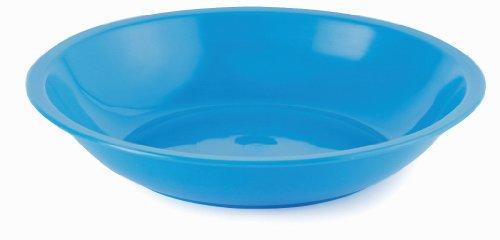 Gelert Poly Plastic Camping Soup Bowl - Blue, 20 cm