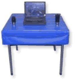 Roll-A-Table Portable Fold Up Table