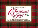 Little Book of Christmas Joys (Gift books) (1874504075) by Brown, H.Jackson