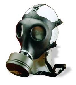 Israeli Civilian Gas Mask w/ Nato Filter