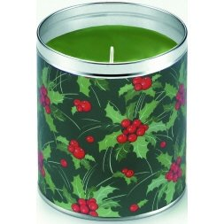 Aunt Sadie's Holly Jolly Candle