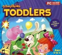 School Town Toddlers Educational Computer Game
