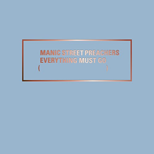 Manic Street Preachers - Everything Must Go 20 - Zortam Music