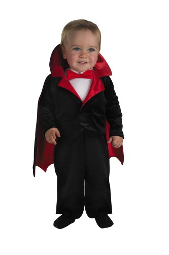 Lil' Vampire Costume: Baby's Size 12-18 Months