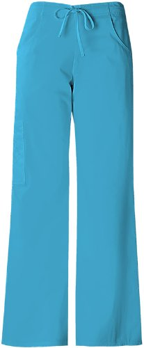 Baby Phat Womens The Pant with 5 Pockets, River Blue, XX-Large Petite (Baby Phat Pants compare prices)