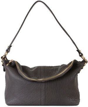 Lodis Synergy Collection Paige Shoulder Bag Grey