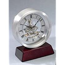METAL SKELETON CLOCK - Skeleton Clock, Metal
