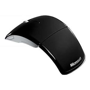 Microsoft Arc Mouse Black (Original Handelsverpackung)