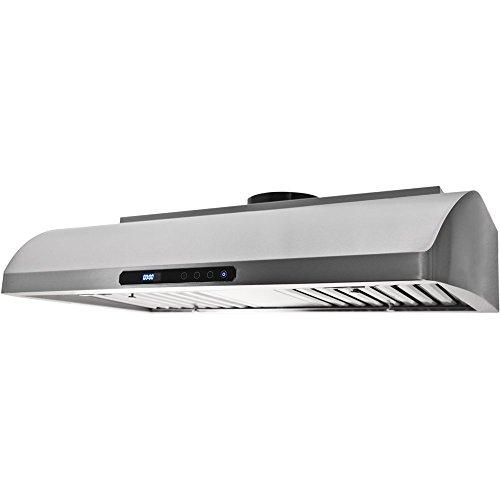 42 Inch Under Cabinet Range Hood 900 CFM Stainless Steel Kitchen Hood Proline PLJW 117 (Island Hood Insert compare prices)