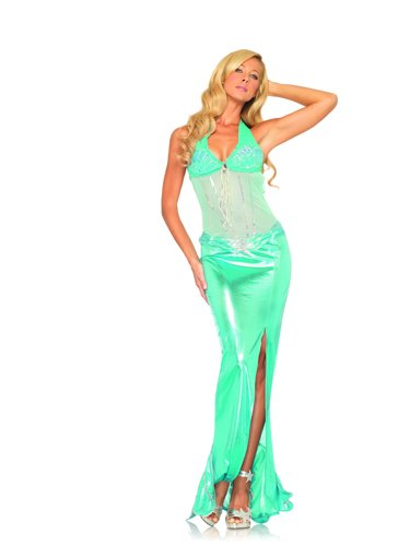 Fantasy Mermaid Womens Sexy Mermaid Costume