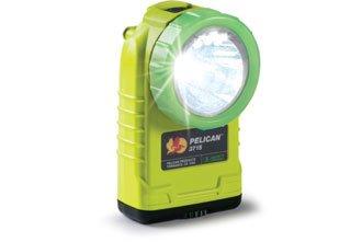 Pelican Flashlights 3715-001-247 3715 Led Photo Luminescent Right Angle Flashlight With Downcast, Yellow