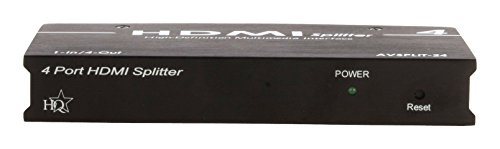 HQ 4-Port HDMI Multiplier