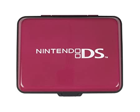 Official Nintendo Universal Hard Case for DS Lite, DSi, and DSi XL - Pink