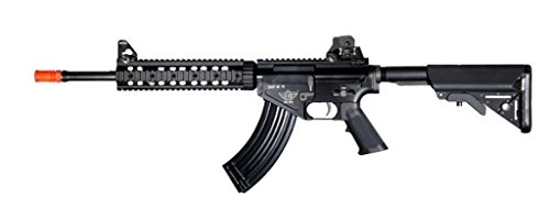 "Bolt Sr-47 Electric Metal ""Recoil-Shock"" Blowback Airsoft Assault Rifle B.R.S.S 400+ Fps"