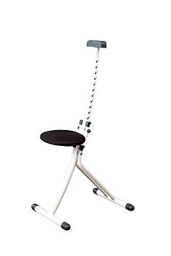 Leifheit 71310 Chaise de Repassage Ajustable Blanc